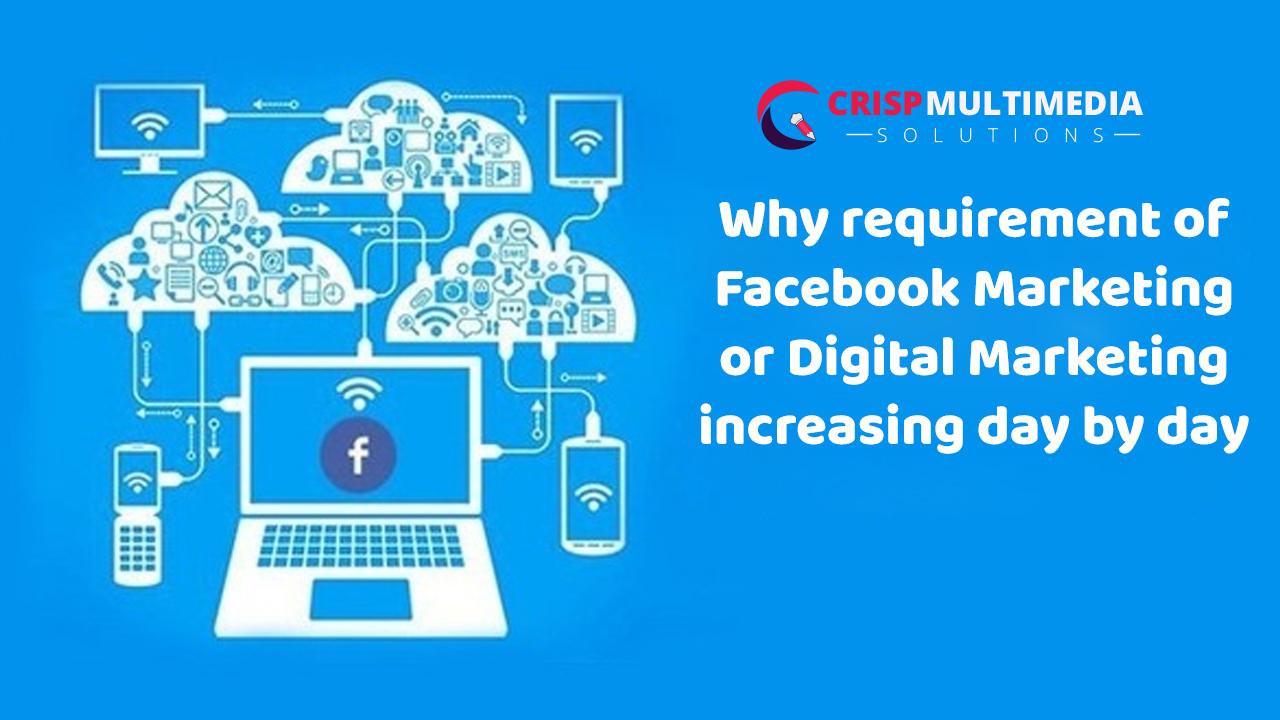 Facebook Marketing Services in Delhi NCR
